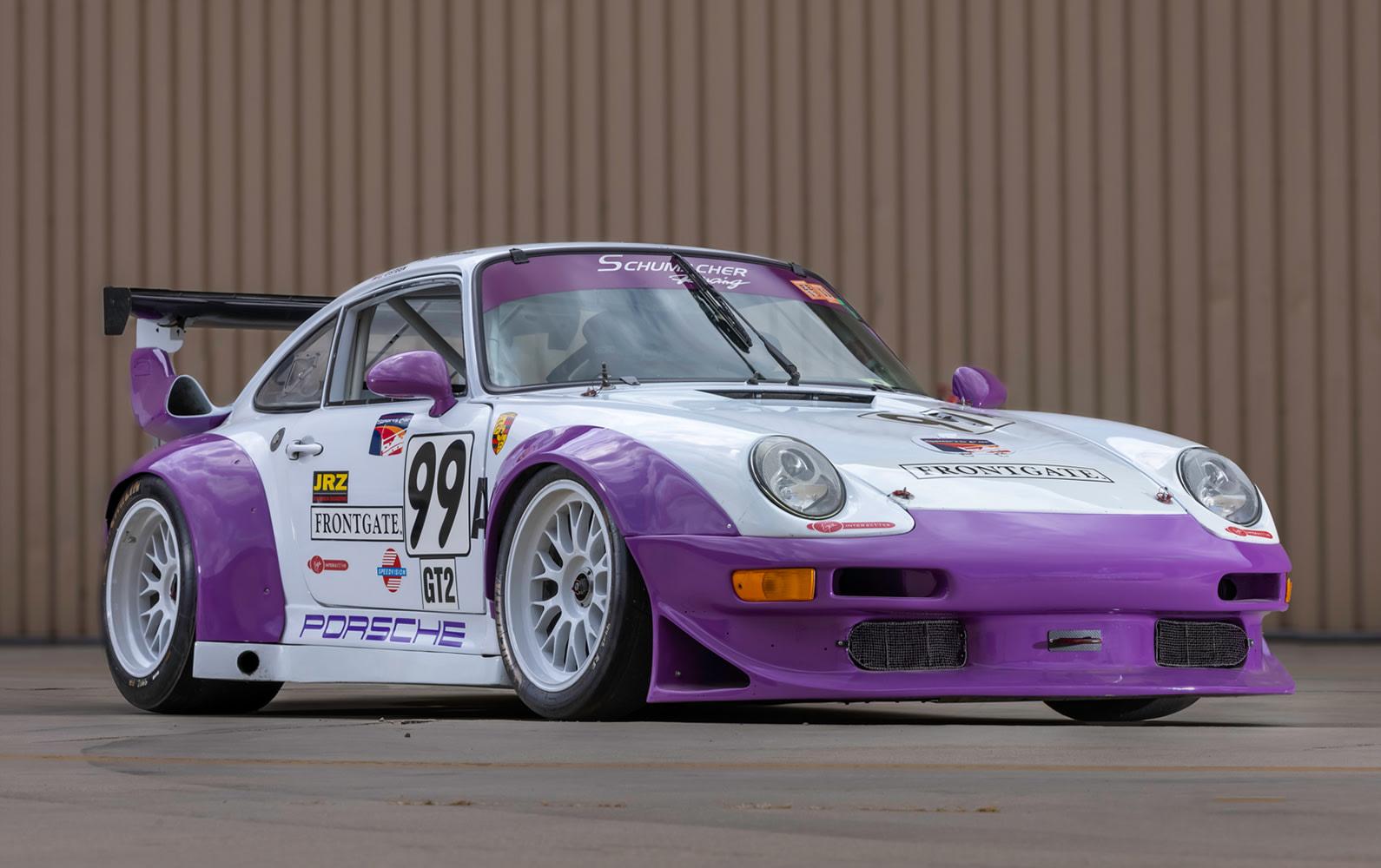 1997 Porsche 993 GT2