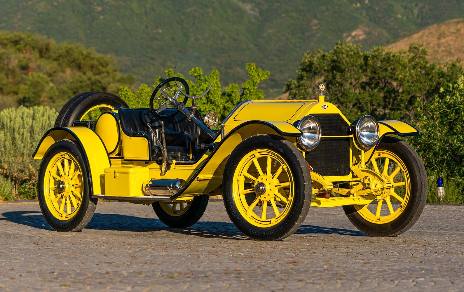 1914 Stutz 4E Bearcat