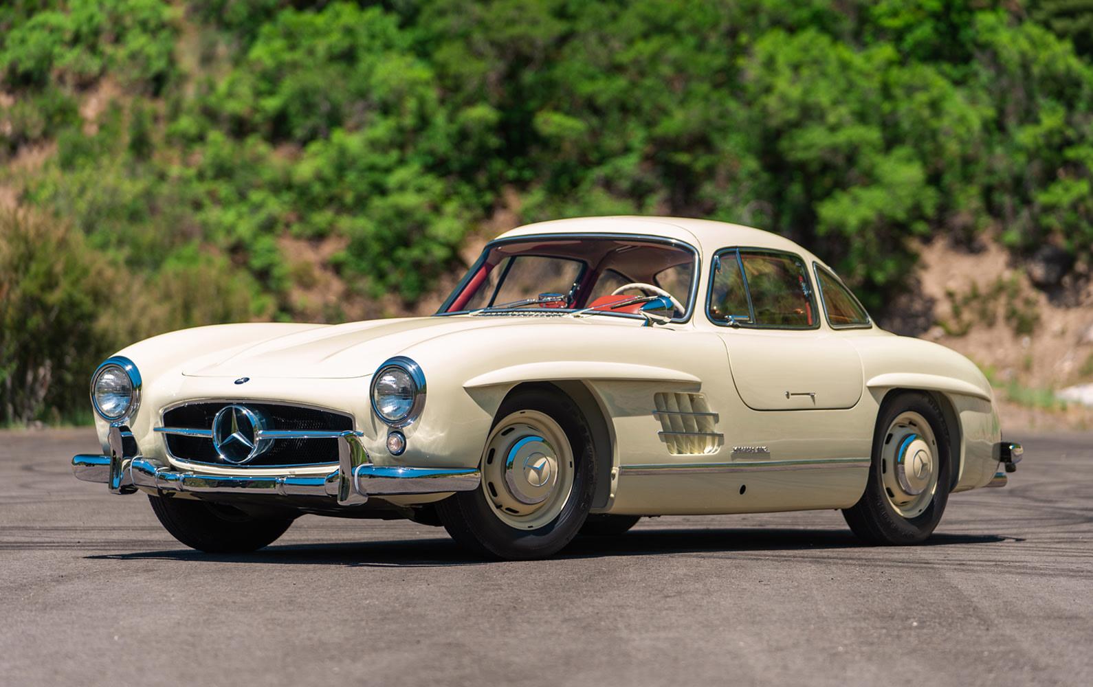 1956 Mercedes-Benz 300 SL Gullwing (1)