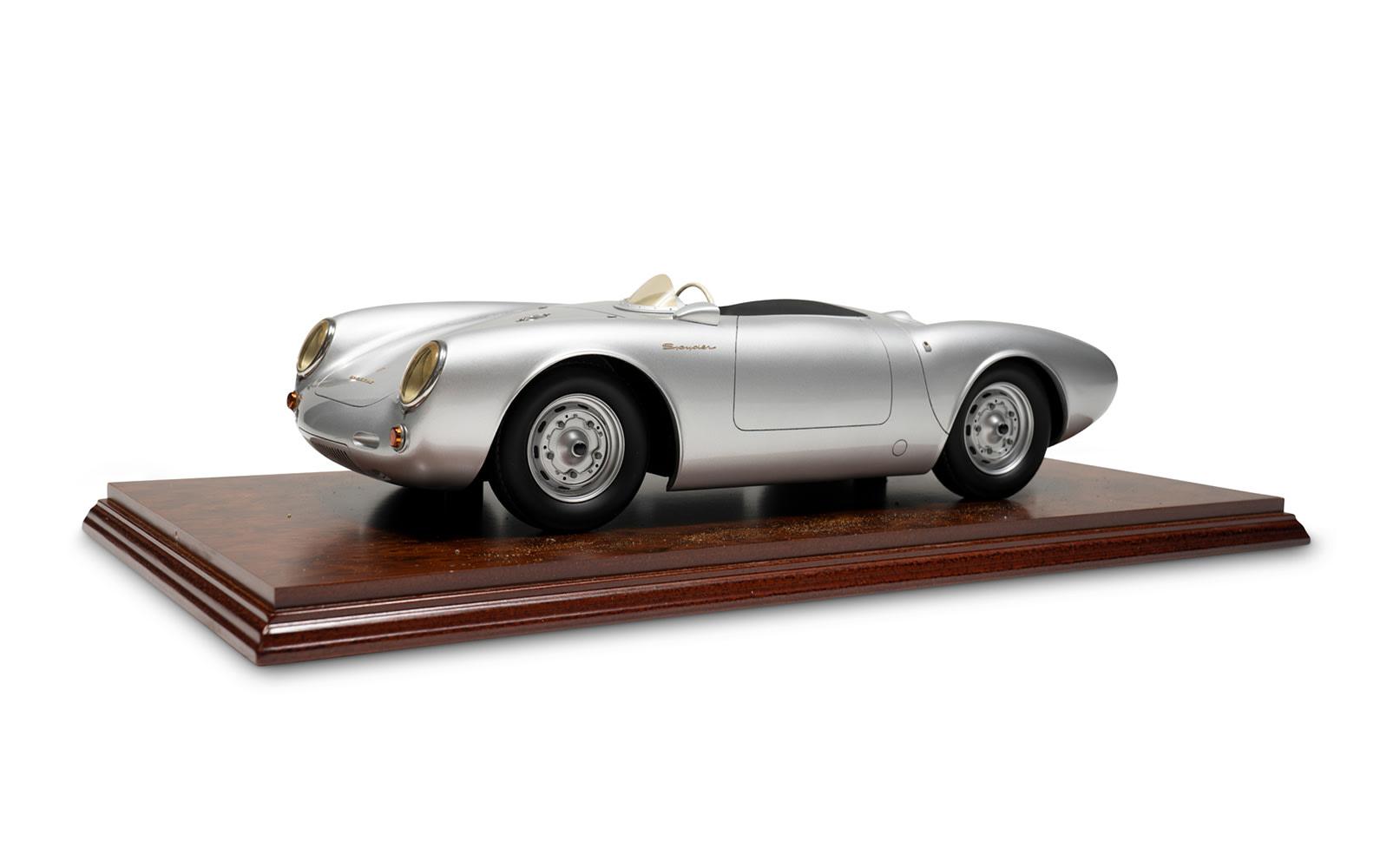 1955 Porsche 550 Spyder Model