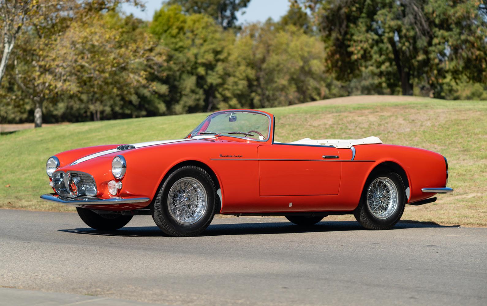 1956 Maserati A6G/54 Spider