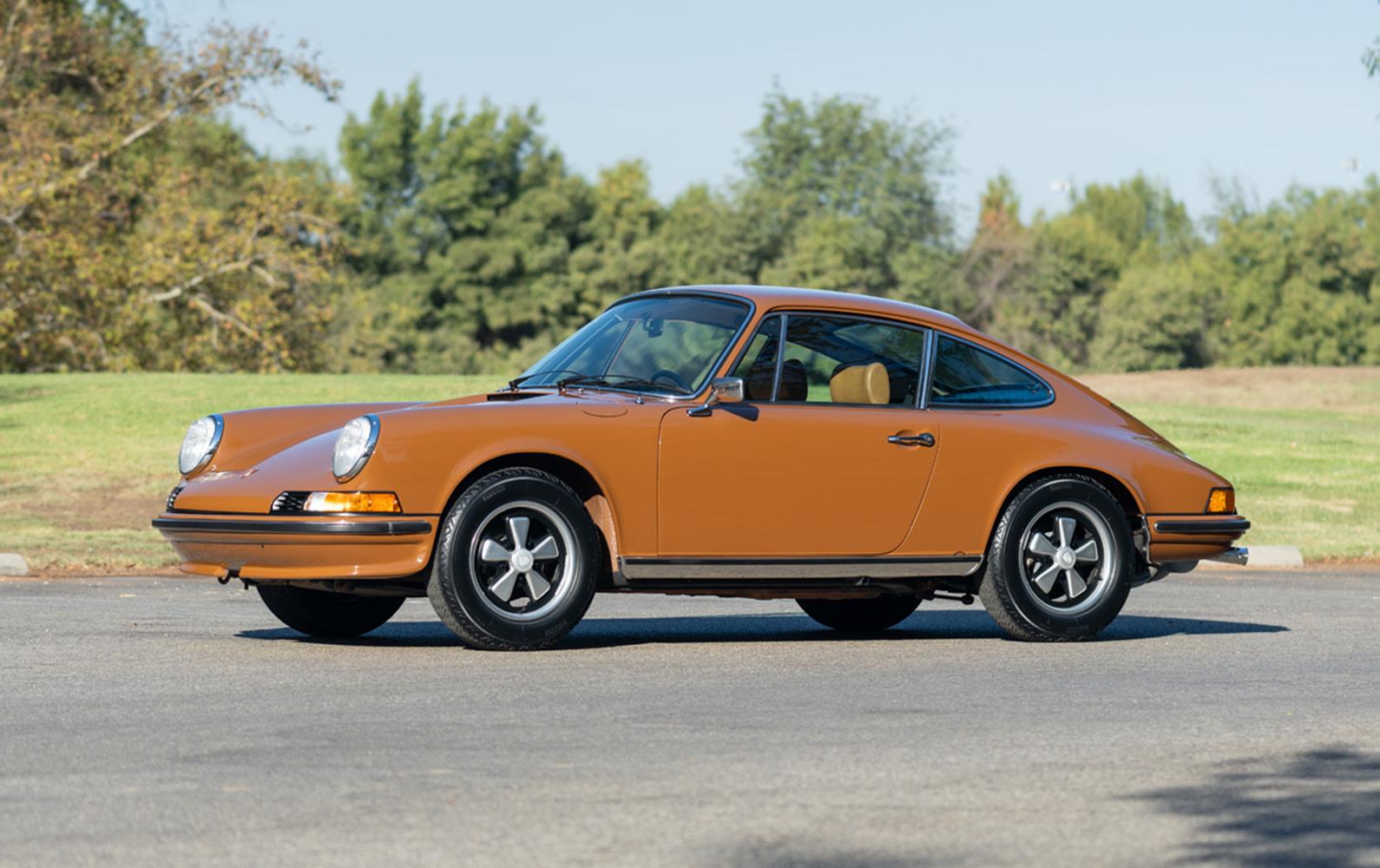 1973 Porsche 911 2.4 E-2