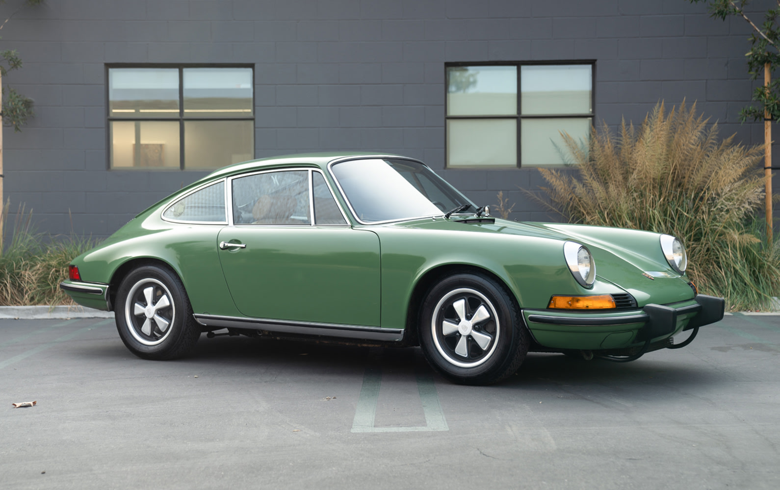 1973 Porsche 911 2.4 T-2