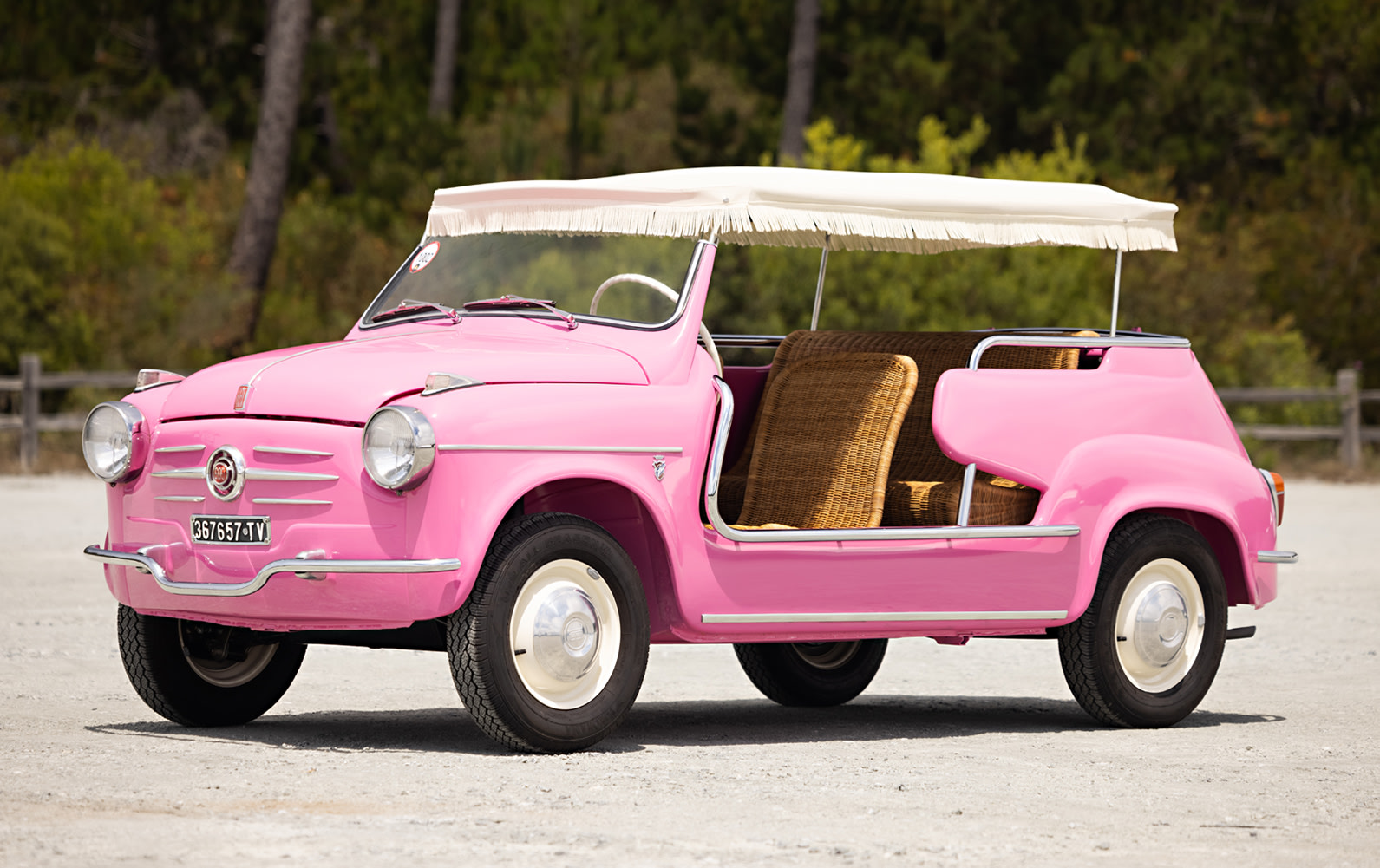 1959 Fiat 600 Jolly (2)