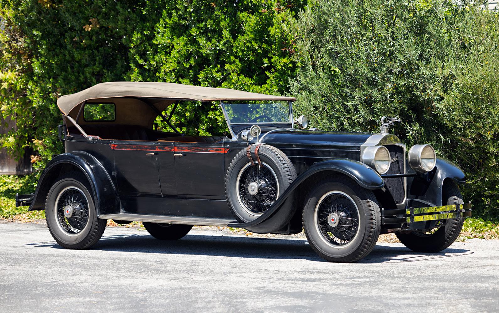 1928 Packard Eight 443 Phaeton