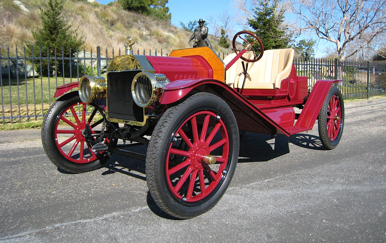 1912 Ford Model T Speedster