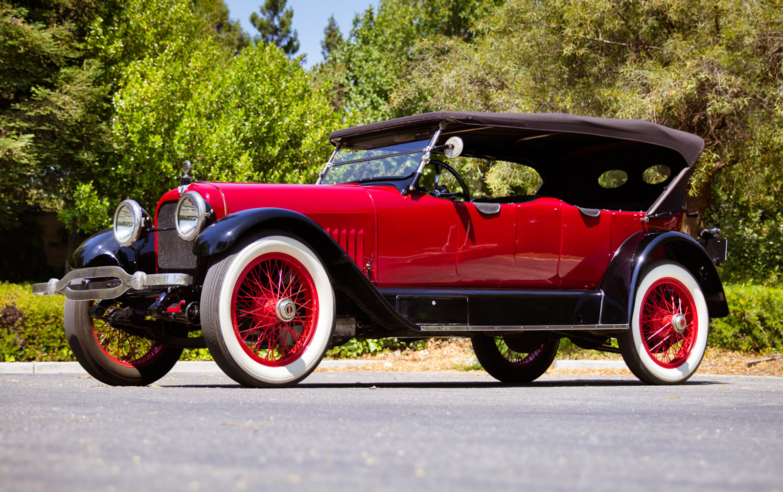 1921 Mercer Series 5 Sporting