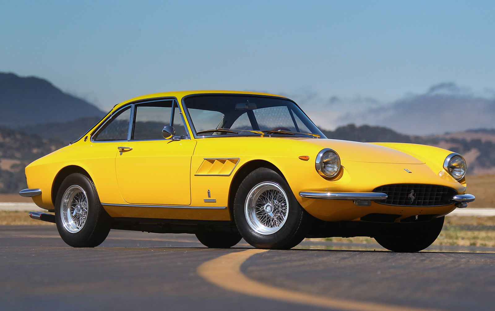1968 Ferrari 330 GTC-4