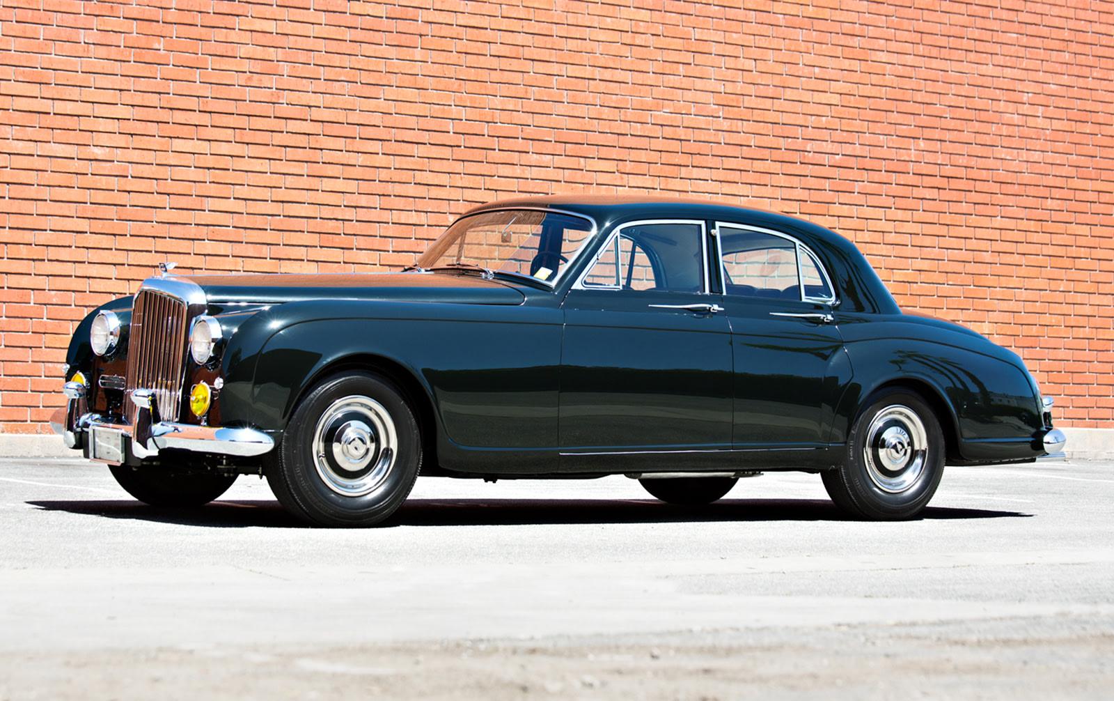 1958 Bentley S1 Continental Saloon