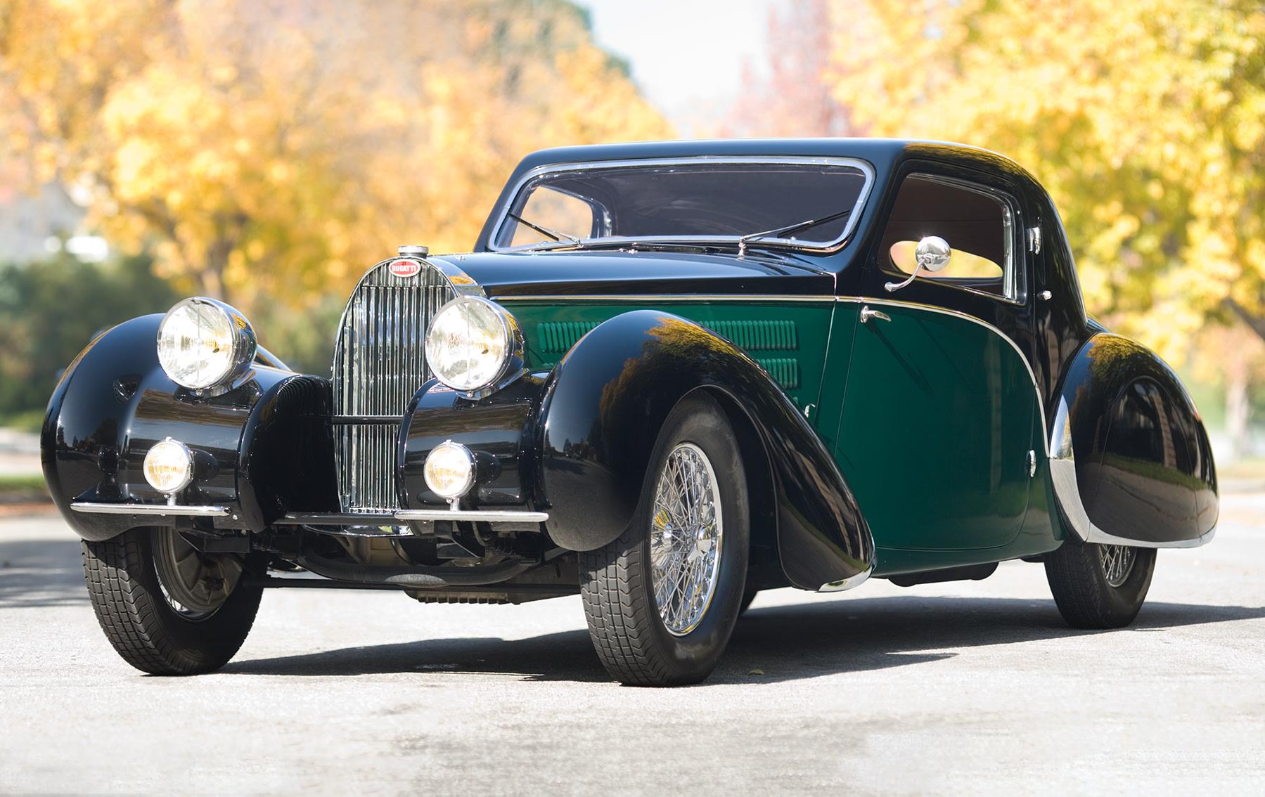 1938 Bugatti Type 57C Coupe