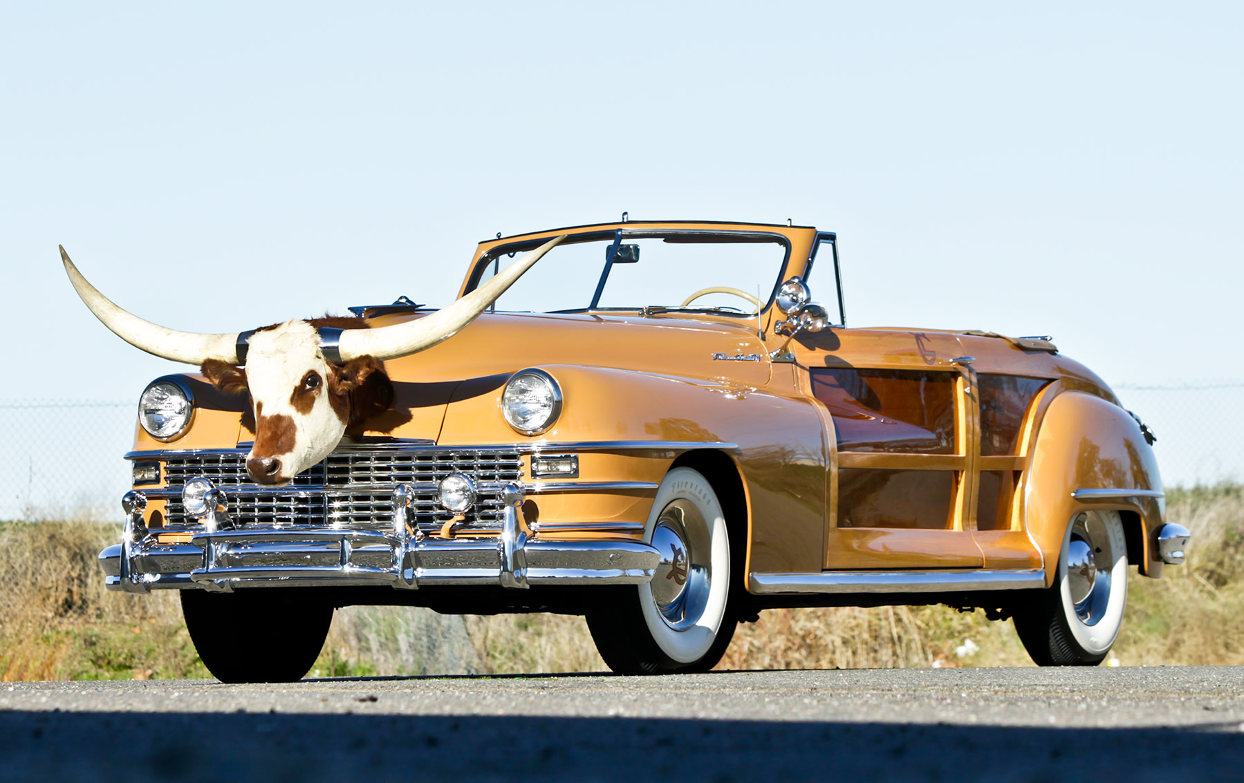 1948 Chrysler Town and Country Convertible (3)