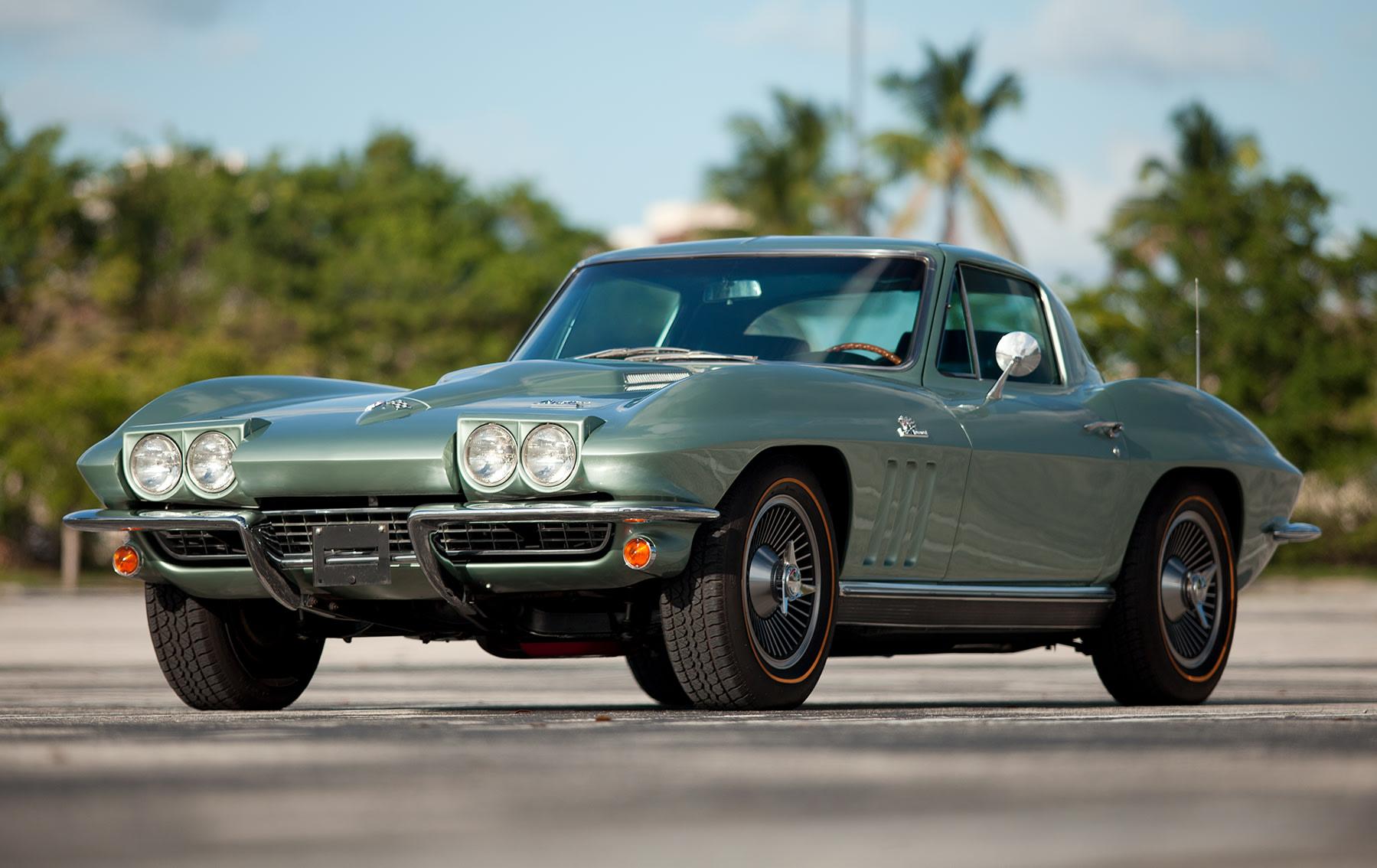 1966 Chevrolet Corvette 427/390 HP Coupe