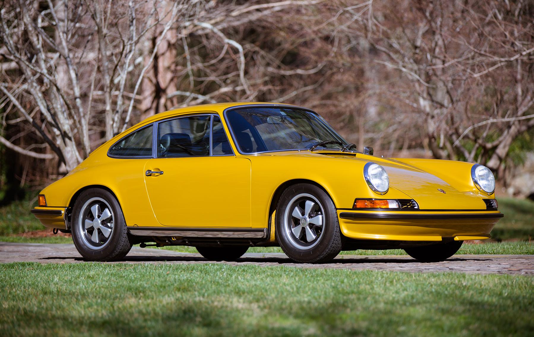 1973 Porsche 911 2.4 S (1)