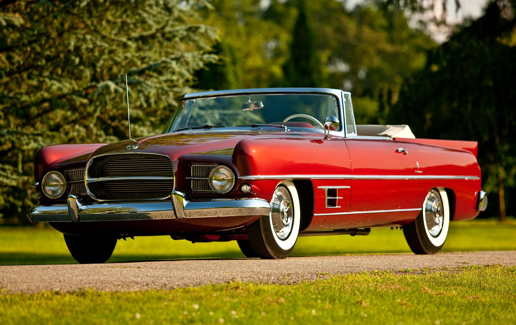 1957 Dual-Ghia