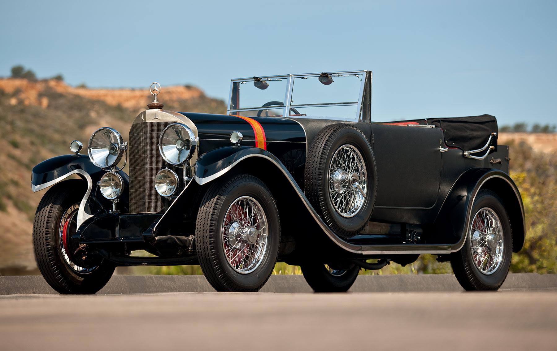 1927 Mercedes-Benz 630 Model K