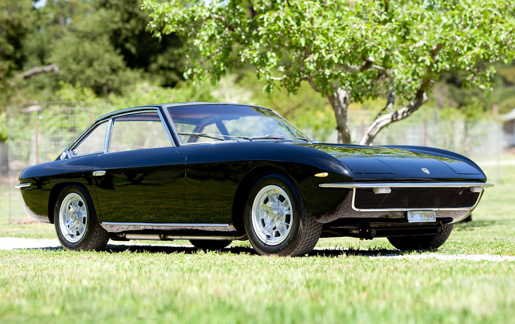 1968 Lamborghini Islero (1)
