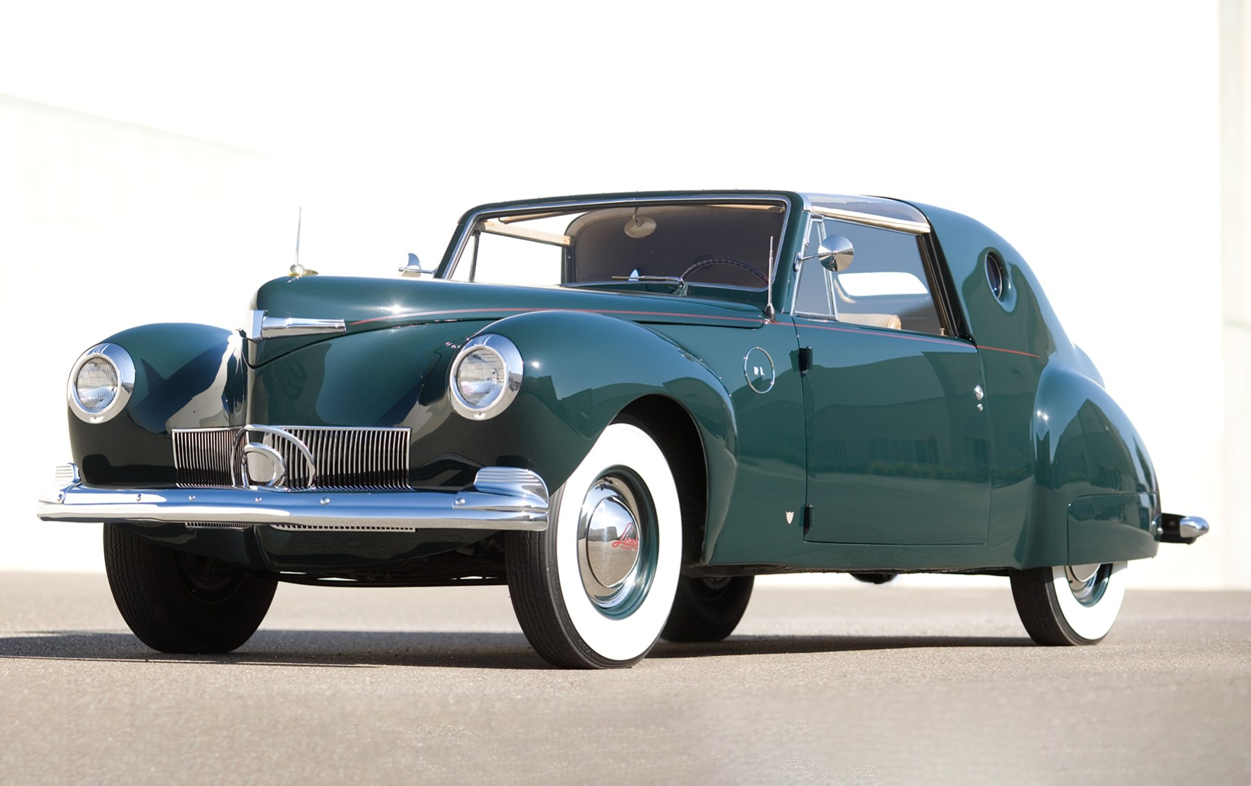 1941 Raymond Loewy Designed Lincoln Continental