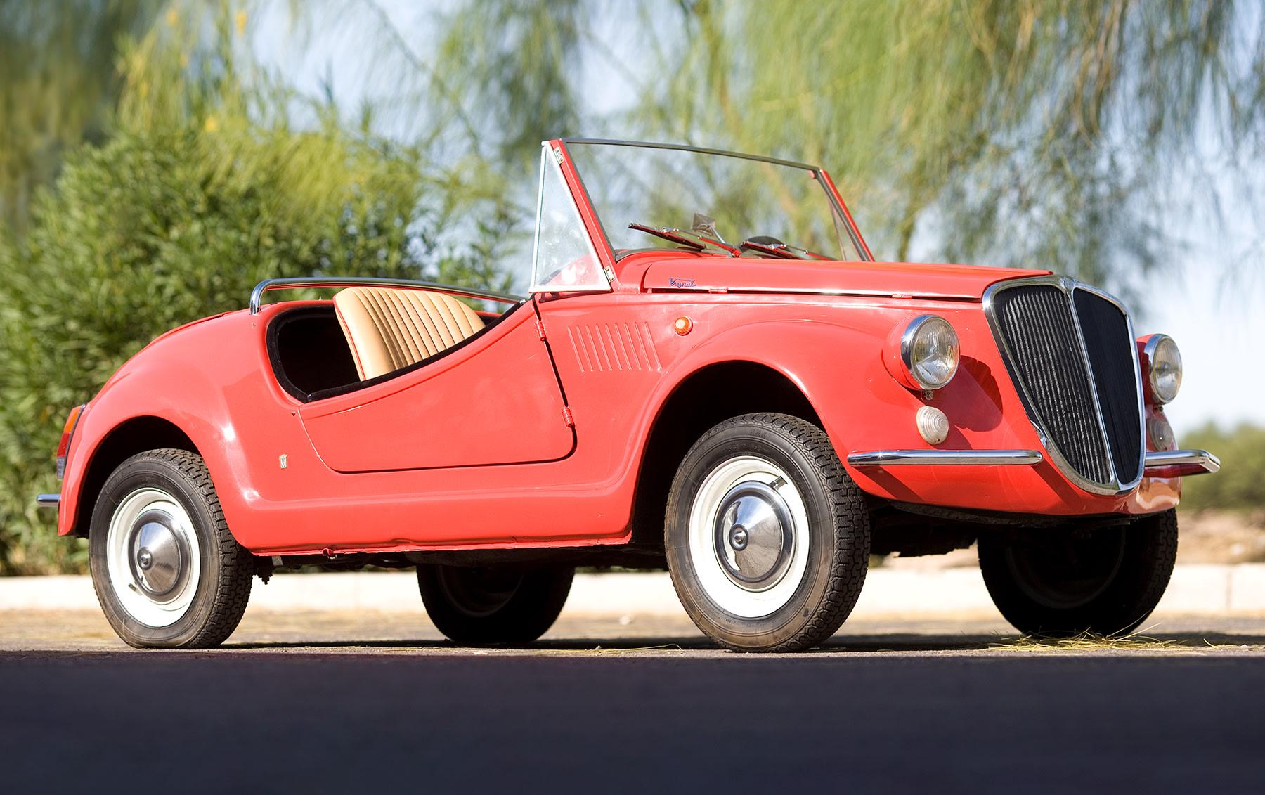 1966 Fiat Gamine