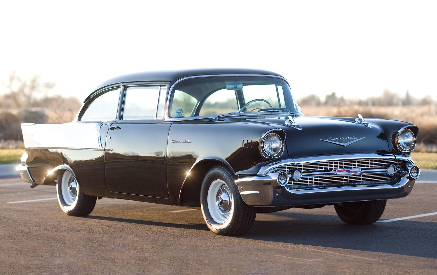 1957 Chevrolet 150 Two-Door Sedan