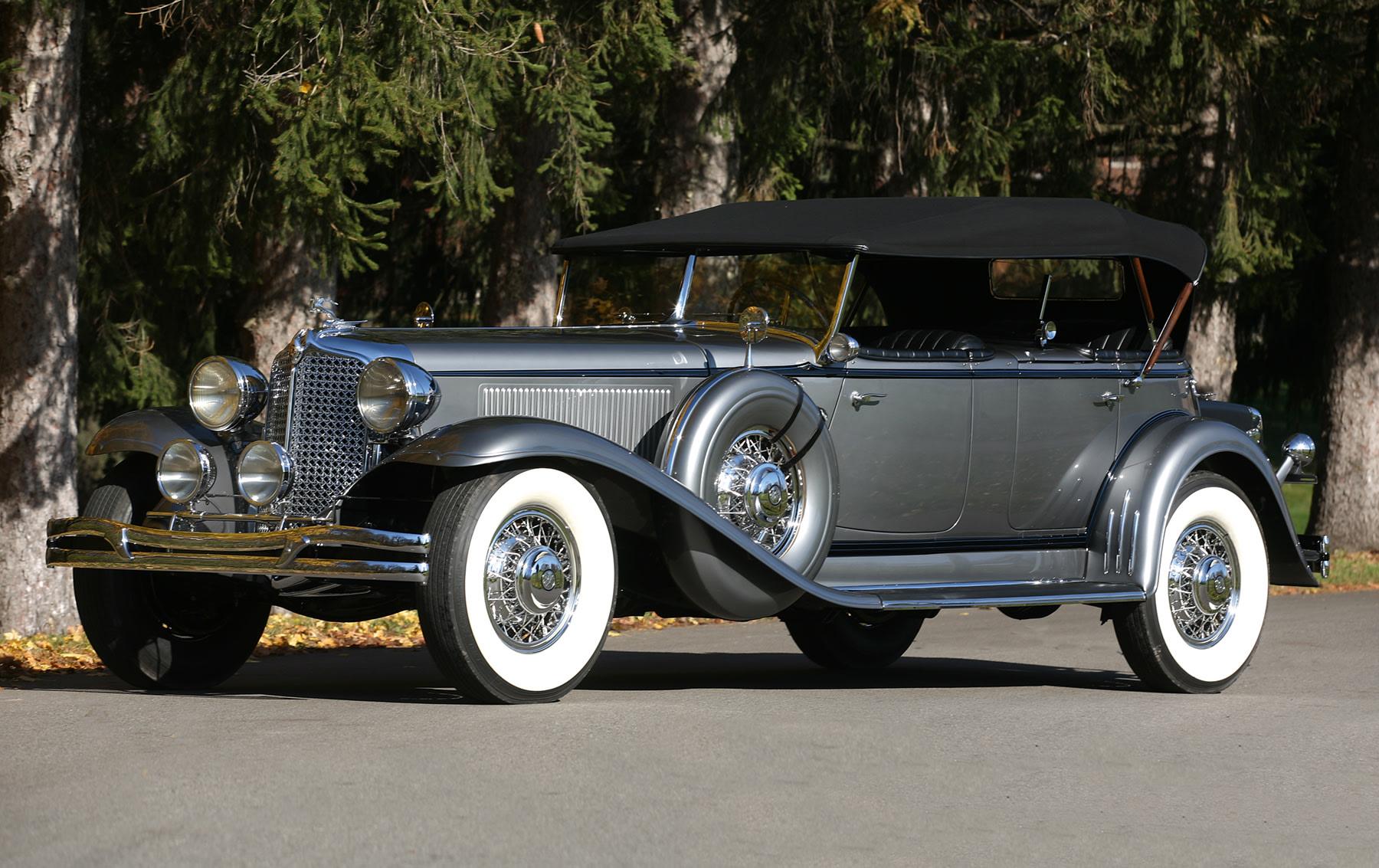 1931 Chrysler CG Imperial Dual Cowl Phaeton