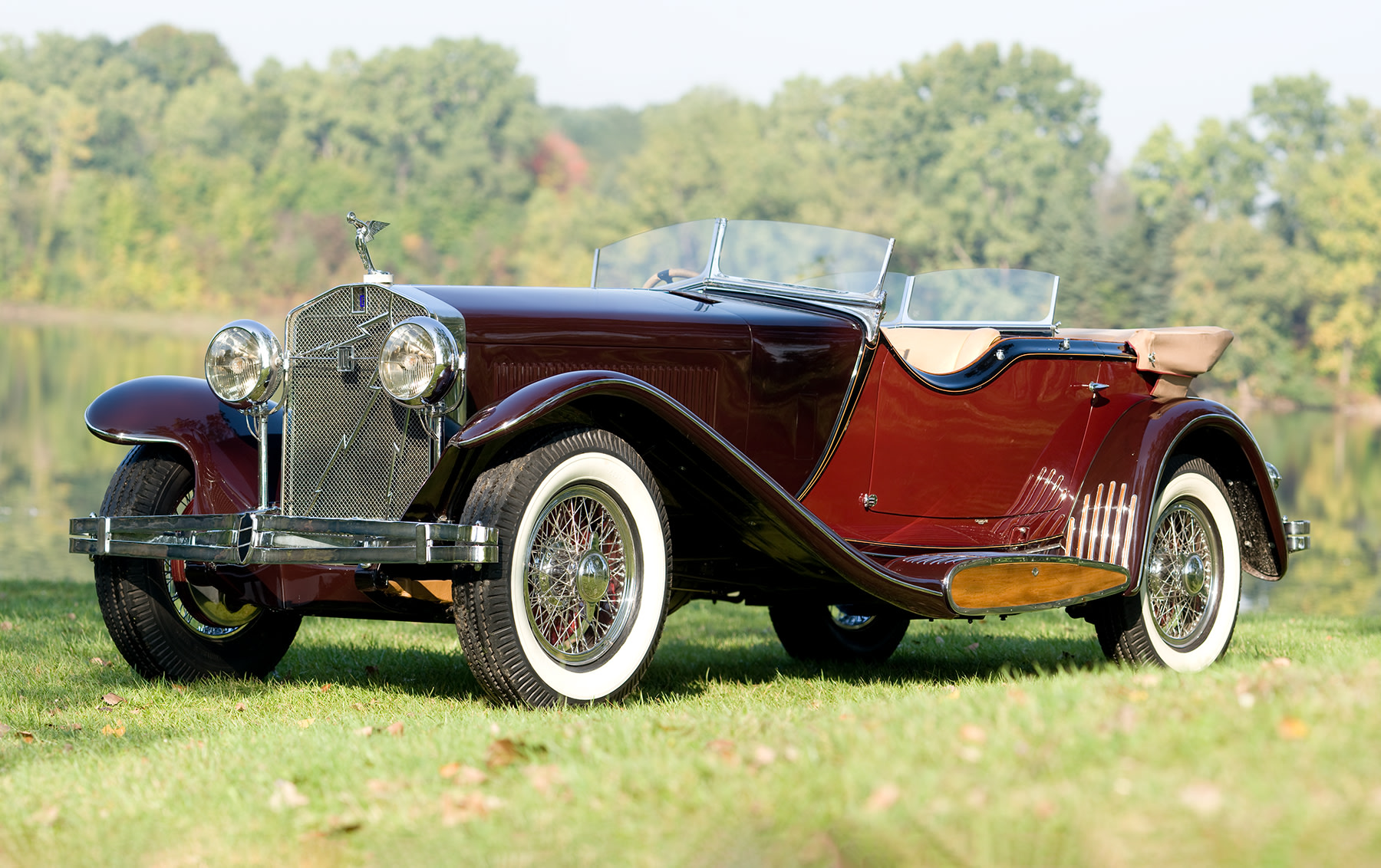 1933 Isotta Fraschini Tipo 8A Dual Cowl Sports Tourer
