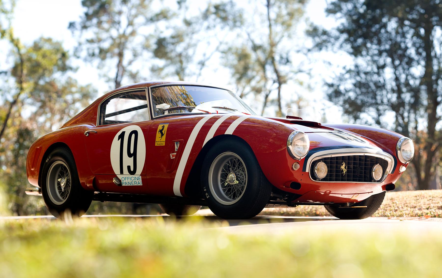 1960 Ferrari 250 GT SWB Alloy Competizione