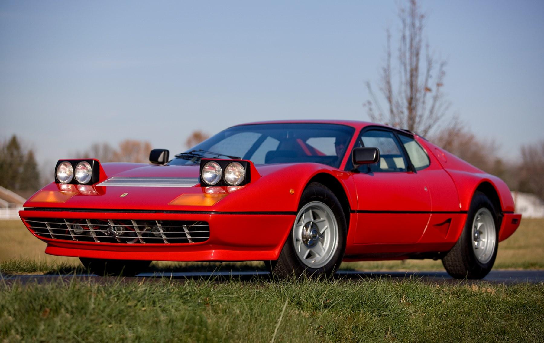 1979 Ferrari 512 Berlinetta Boxer (1