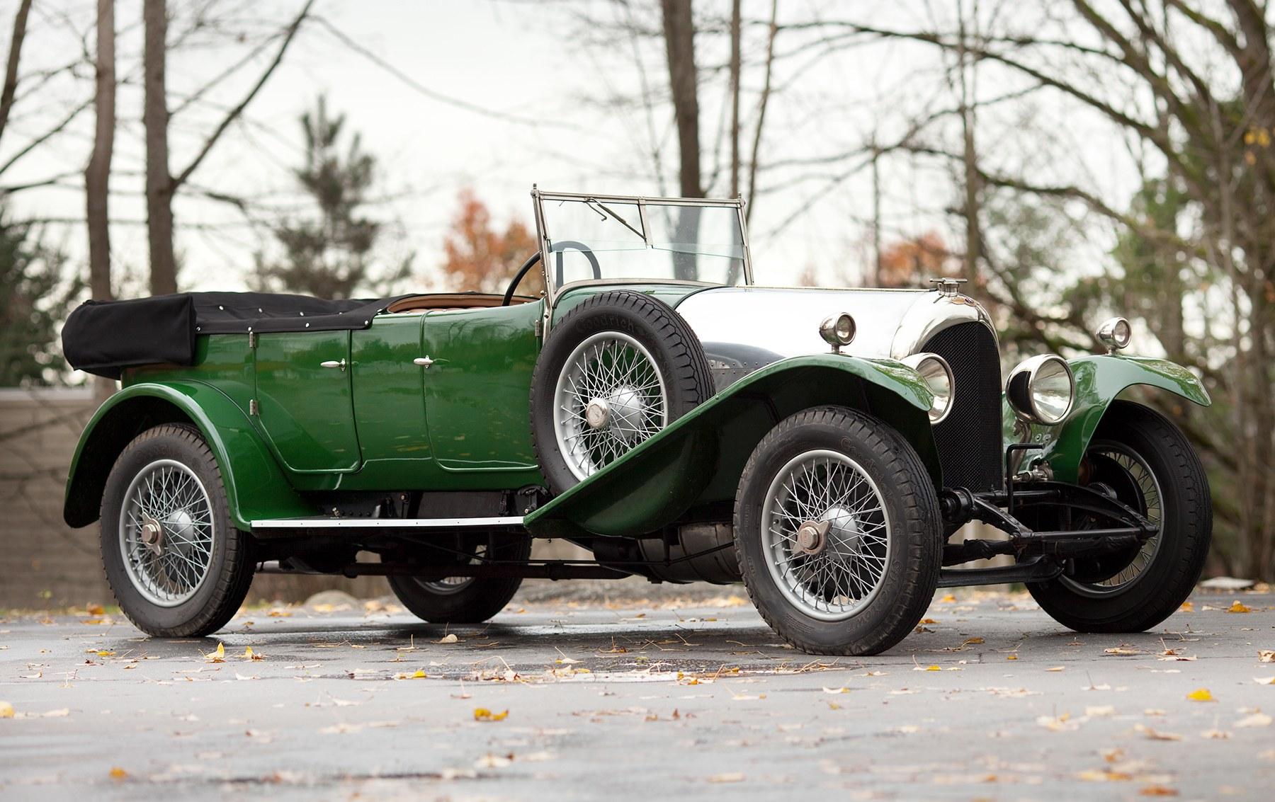 1925 Bentley Three-Litre Tourer