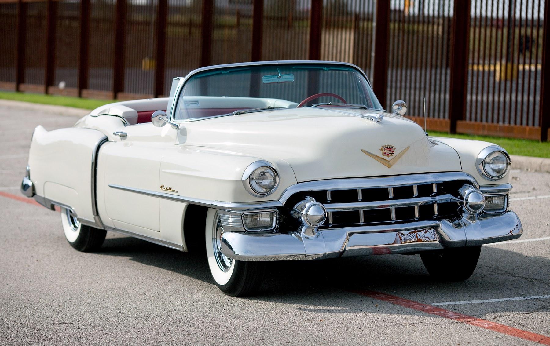 1953 Cadillac Eldorado Convertible-3