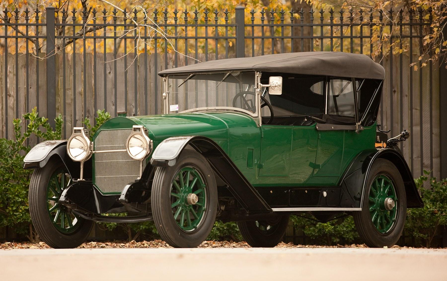 1922 Locomobile Model 48 Sportif Tourer