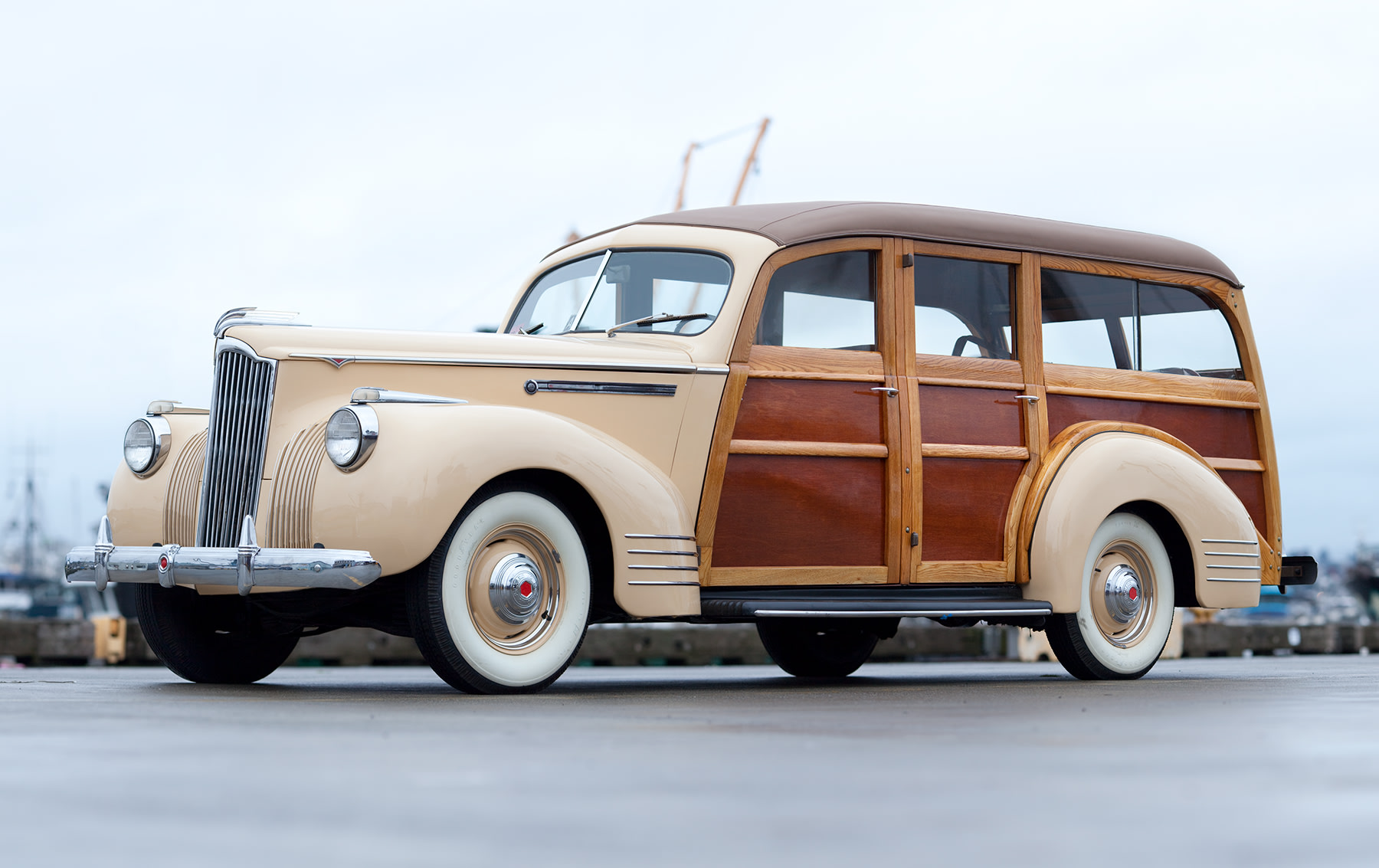 1941 Packard 110 Station Wagon