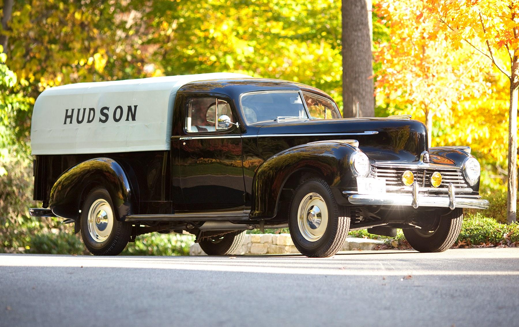 1946 Hudson Series 58 Carrier Six 3/4-Ton Pickup