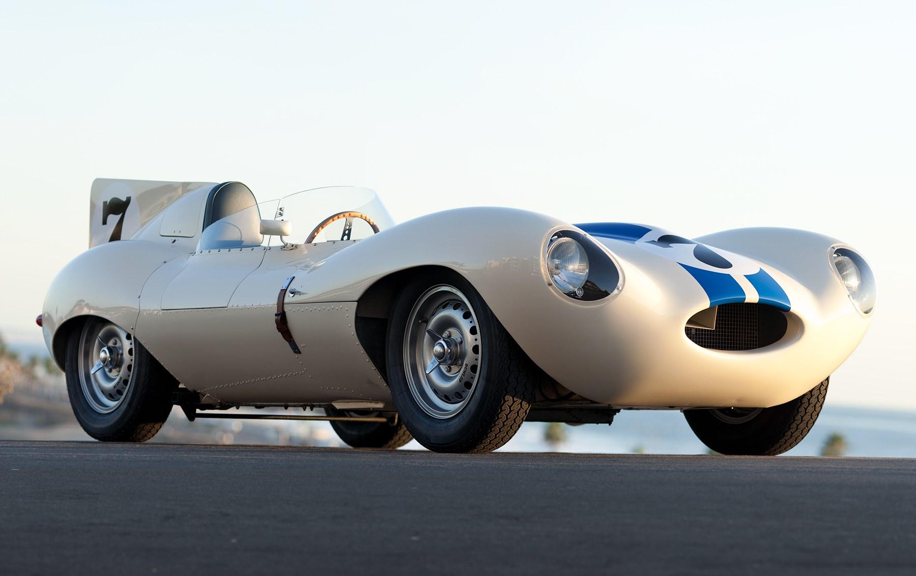 1956 Jaguar D-Type Sports Racer