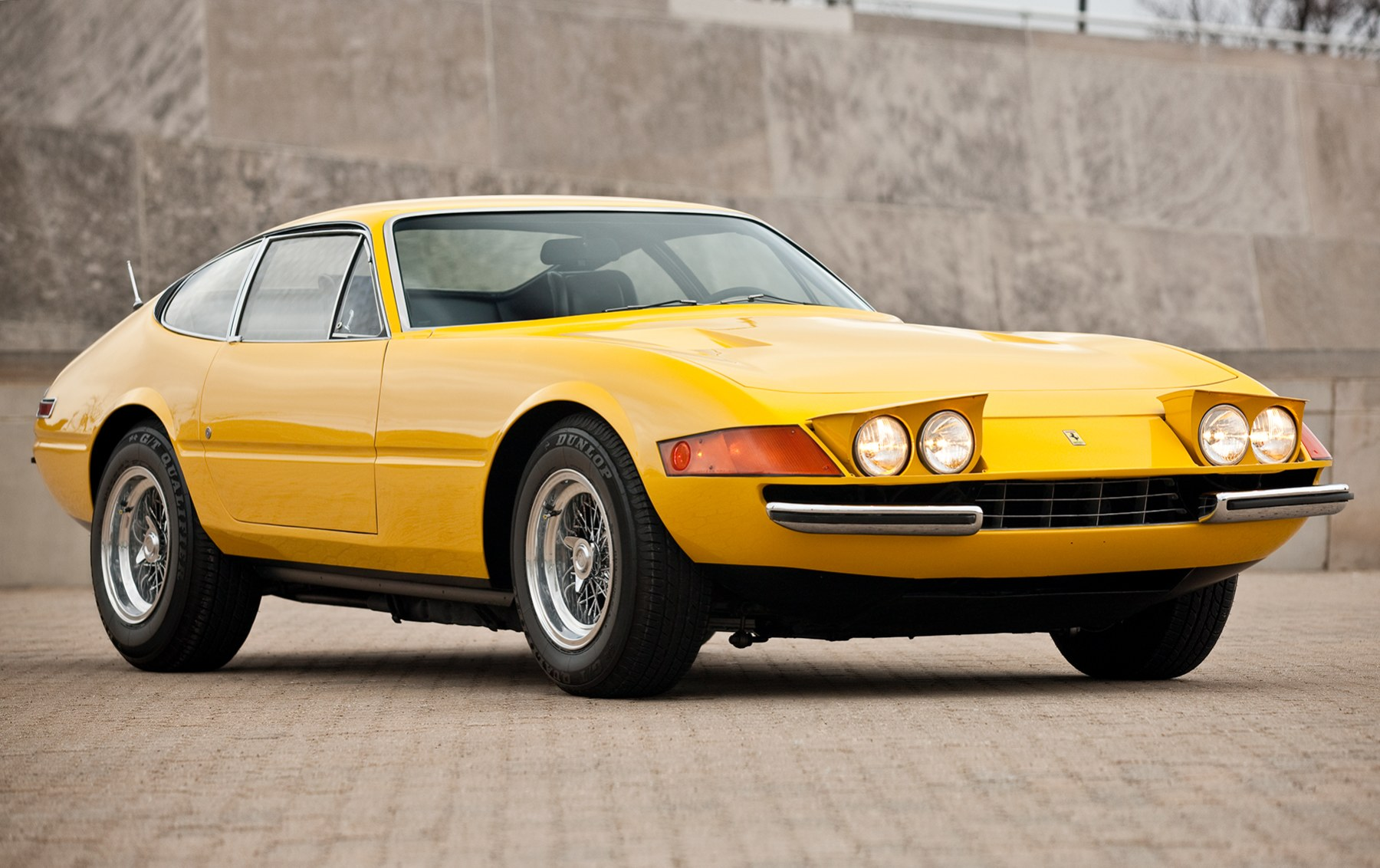 1971 Ferrari 365 GTB/4 Daytona-1