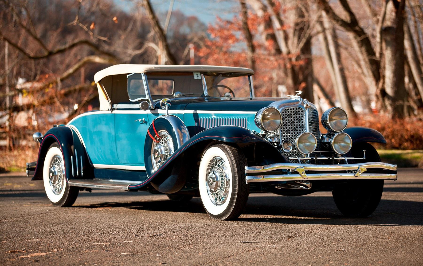 1931 Chrysler Imperial CG Roadster