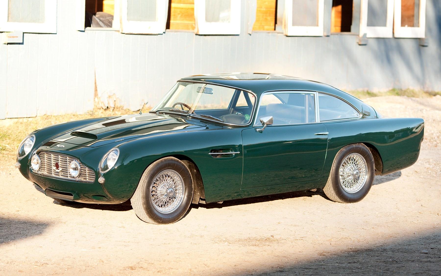 1963 Aston Martin DB4 Series V Vantage GT