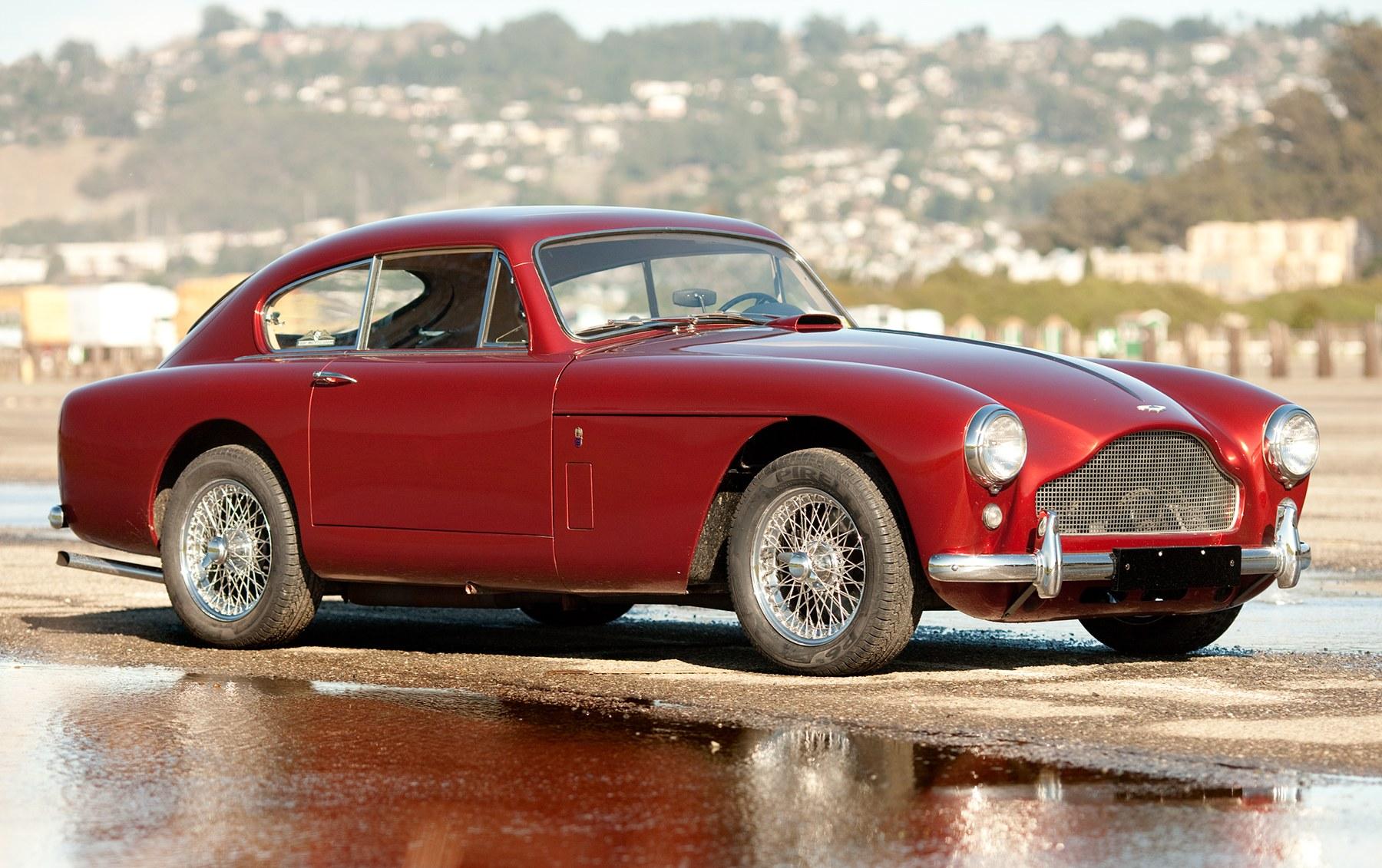 1959 Aston Martin DB Mark III Saloon