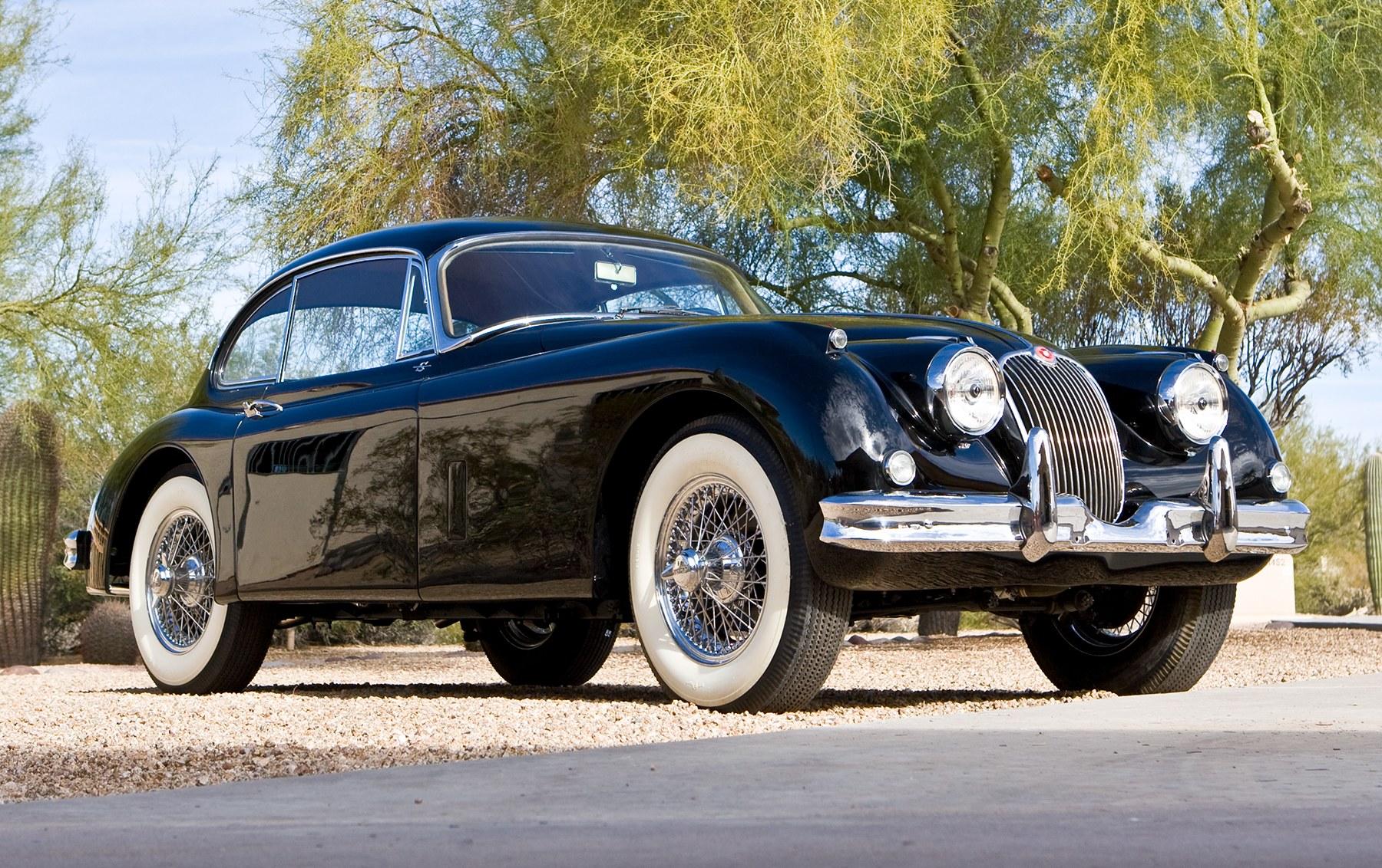 1960 Jaguar XK150 S 3.8 Fixed Head Coupe