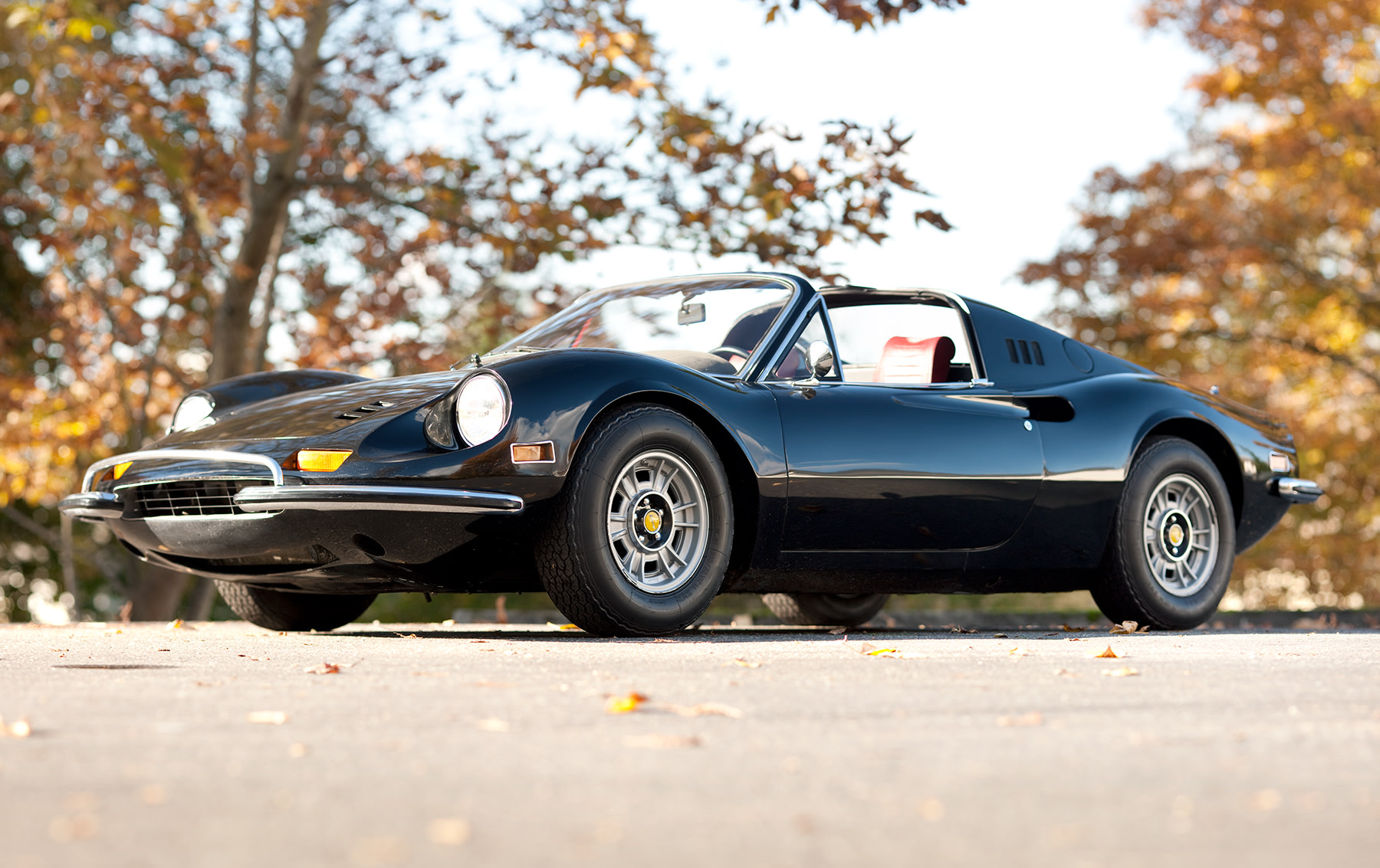 1974 Ferrari Dino 246 GTS (1)