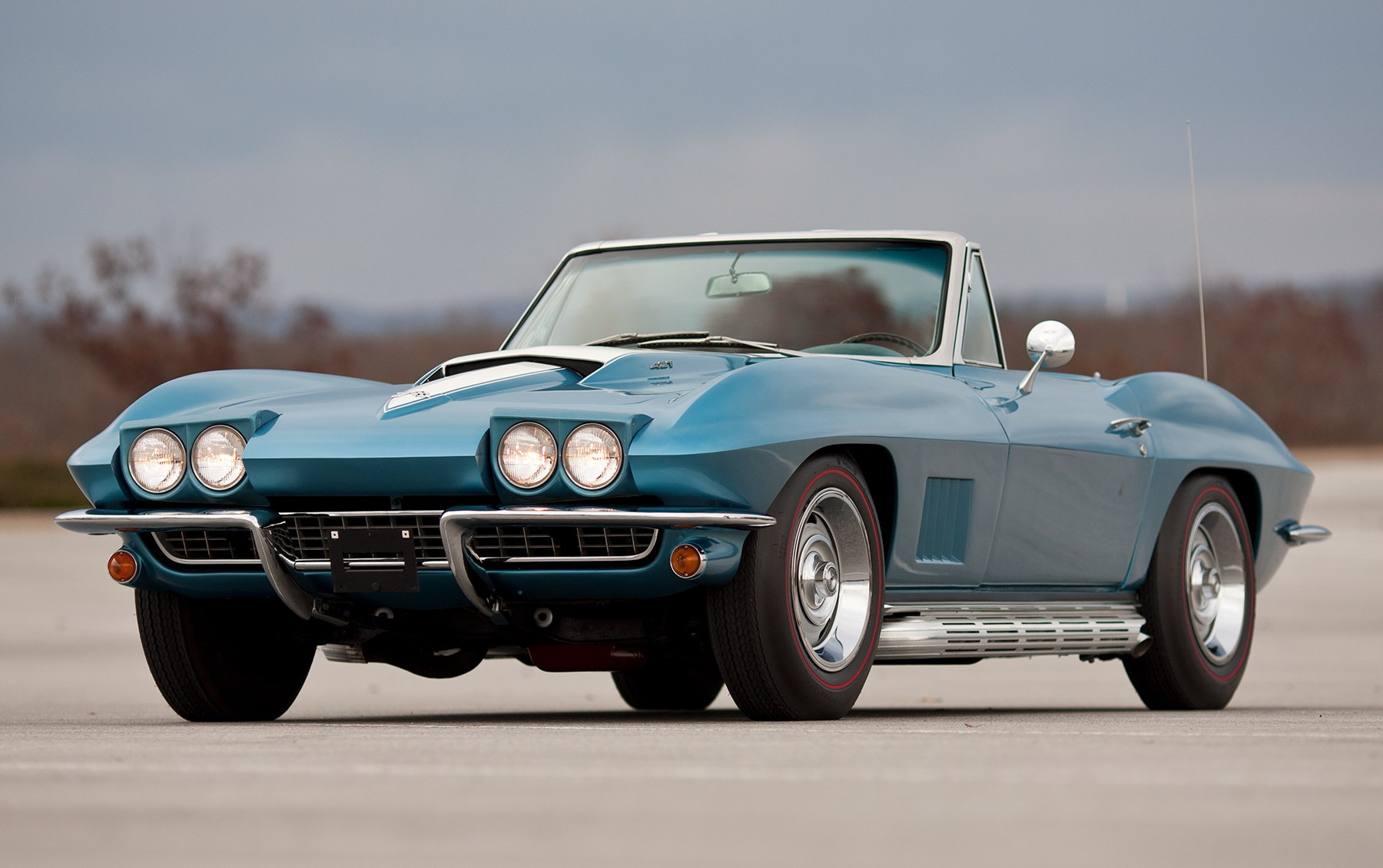 1967 Chevrolet Corvette 427/435 HP Roadster