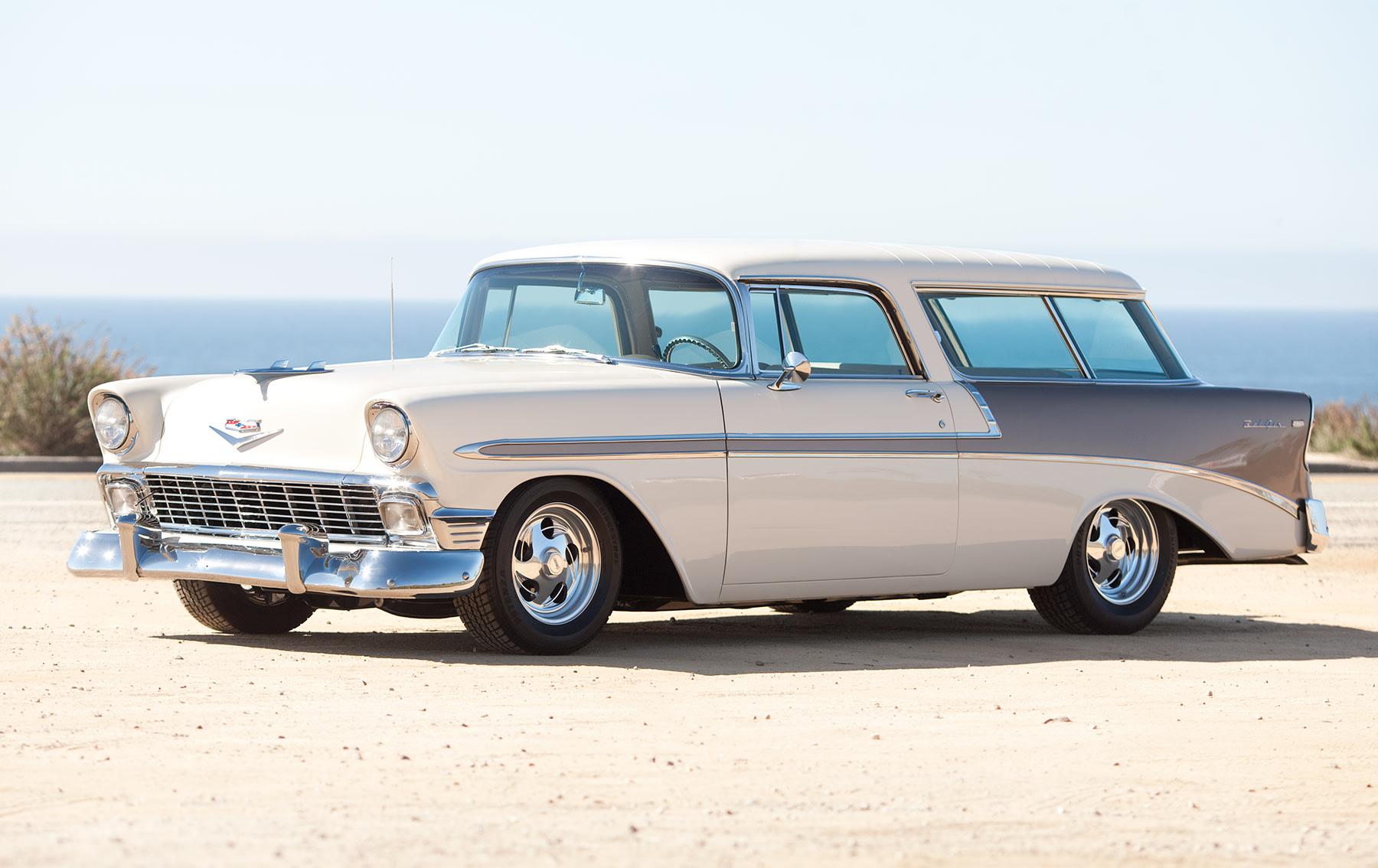 1956 Chevrolet Bel-Air Nomad-2
