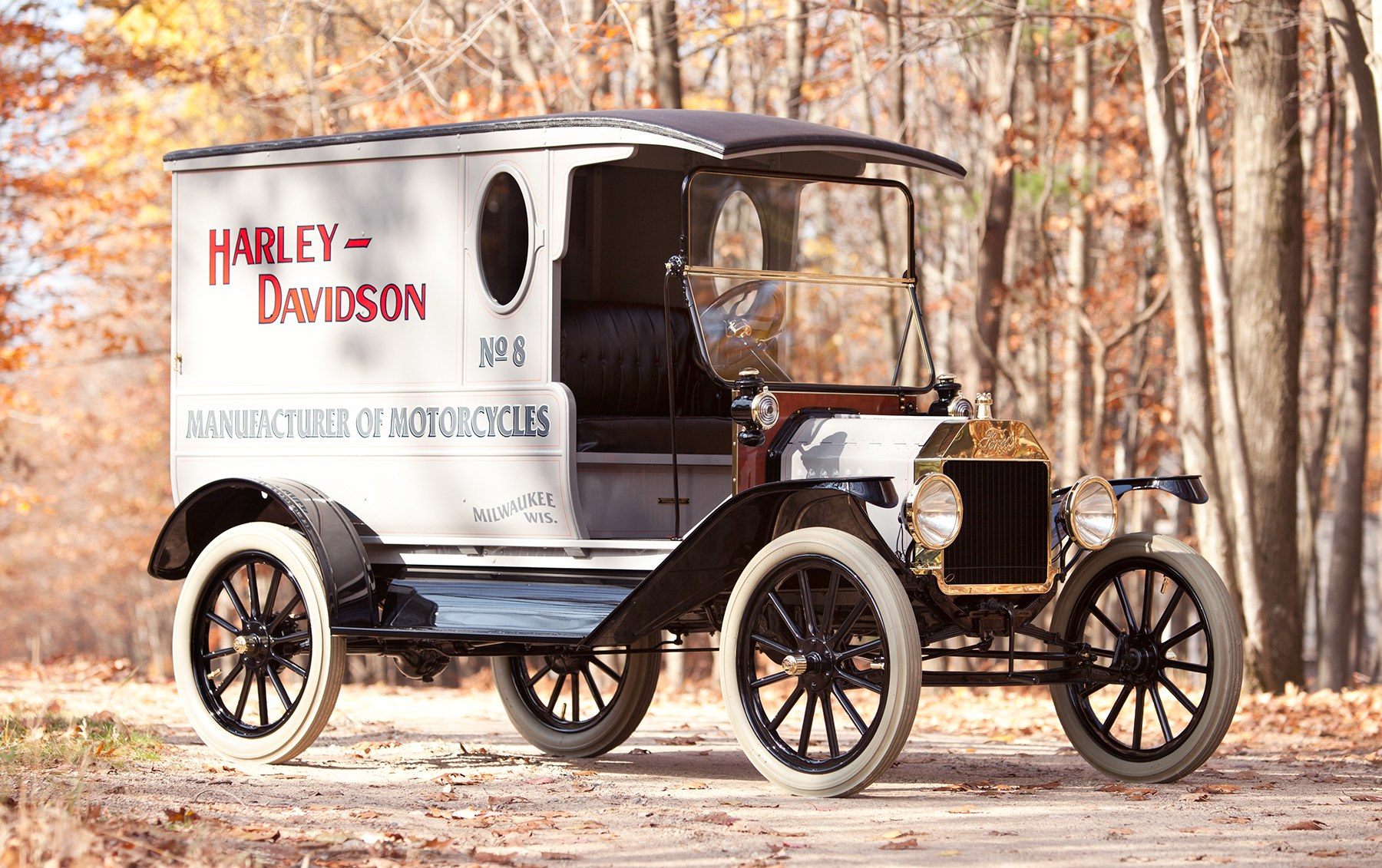 1916 Ford Model T Delivery Truck