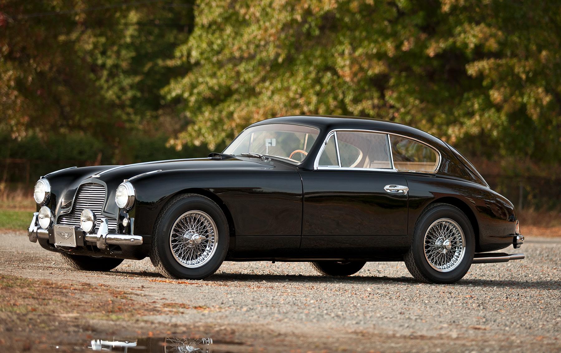 1954 Aston Martin DB2/4 Saloon (1)