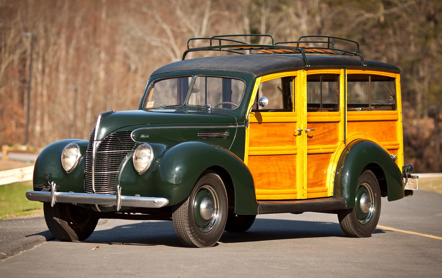 1939 Ford Station Wagon
