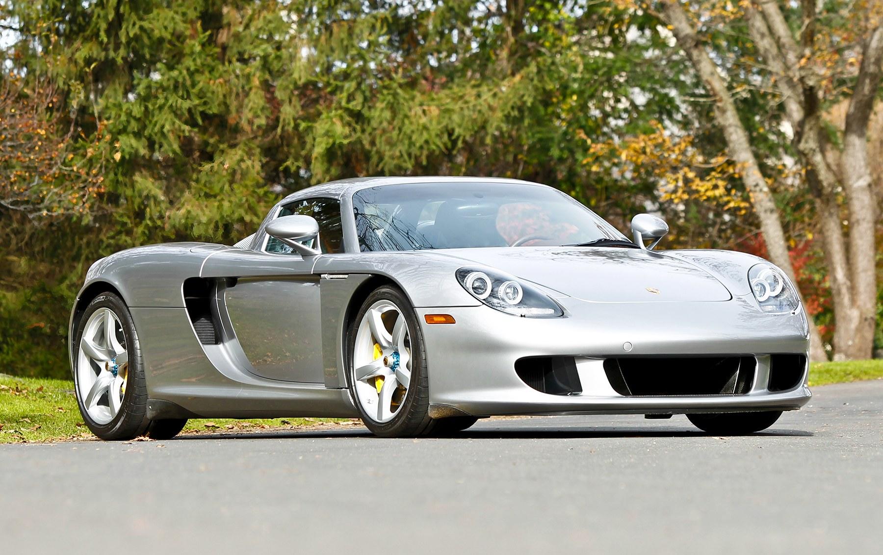 2005 Porsche Carrera GT(1)