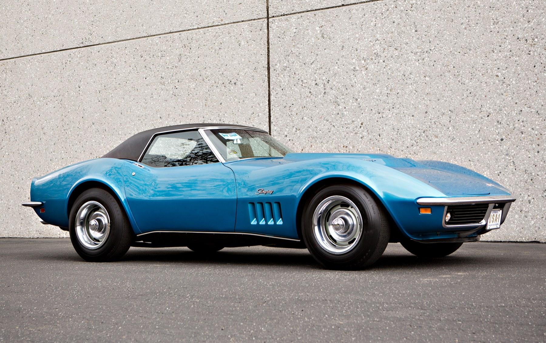 1969 Chevrolet Corvette L88 Roadster