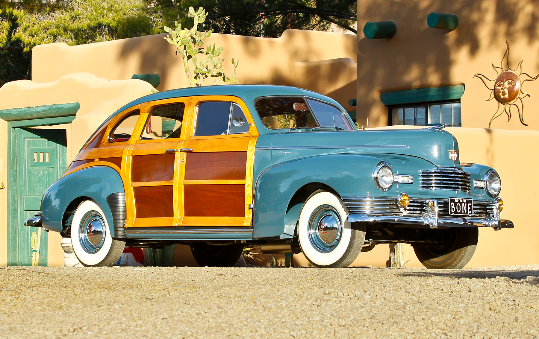 1947 Nash Ambassador Suburban