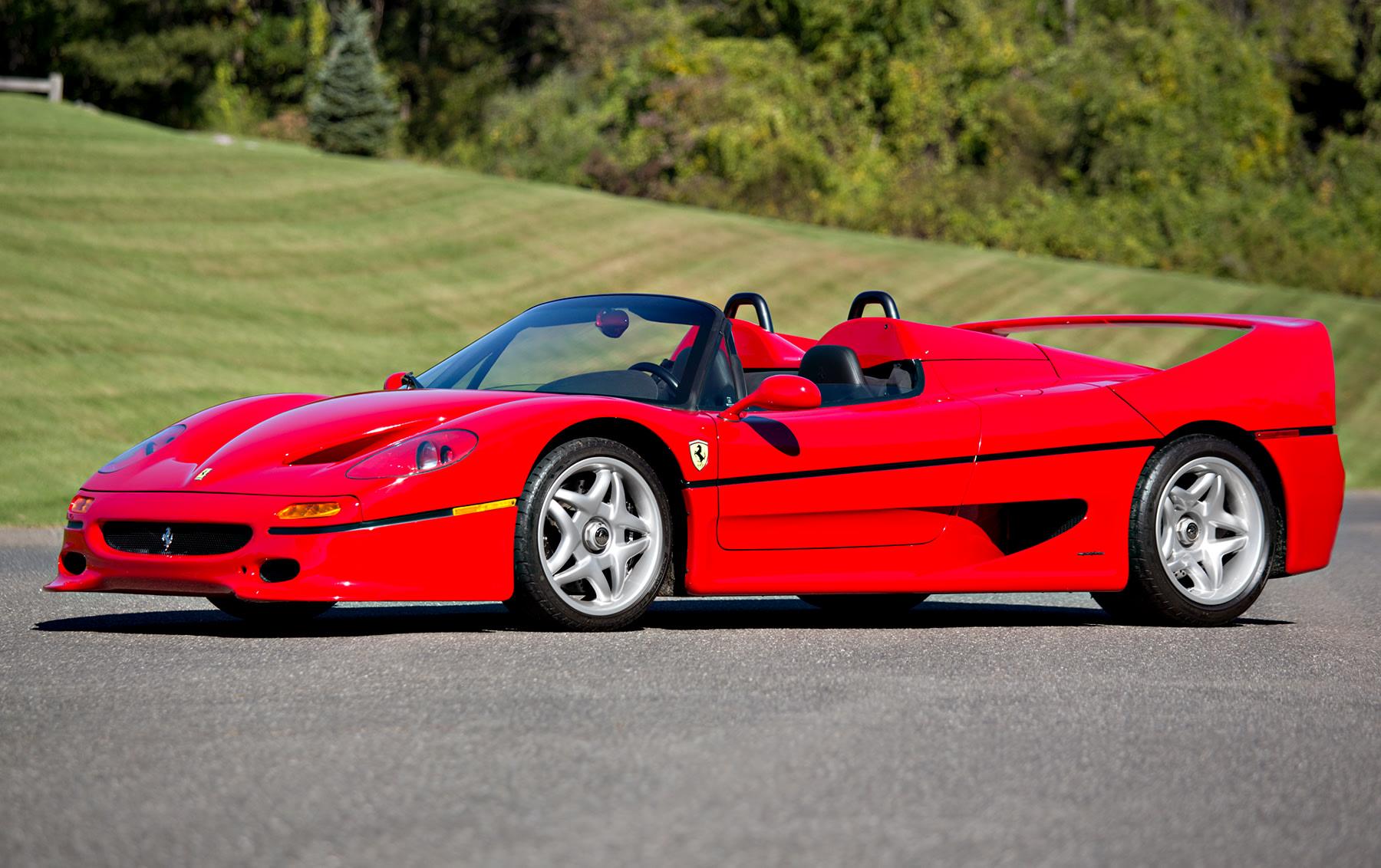 1995 Ferrari F50-3