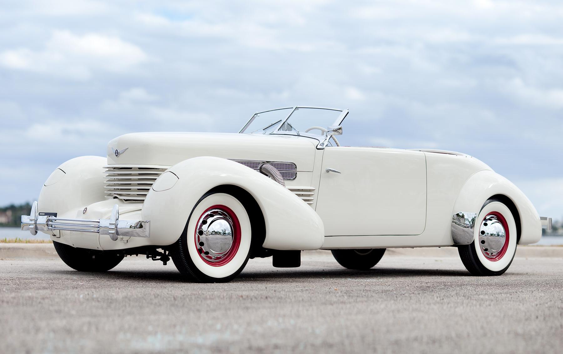 1937 Cord 812 S/C Phaeton-2