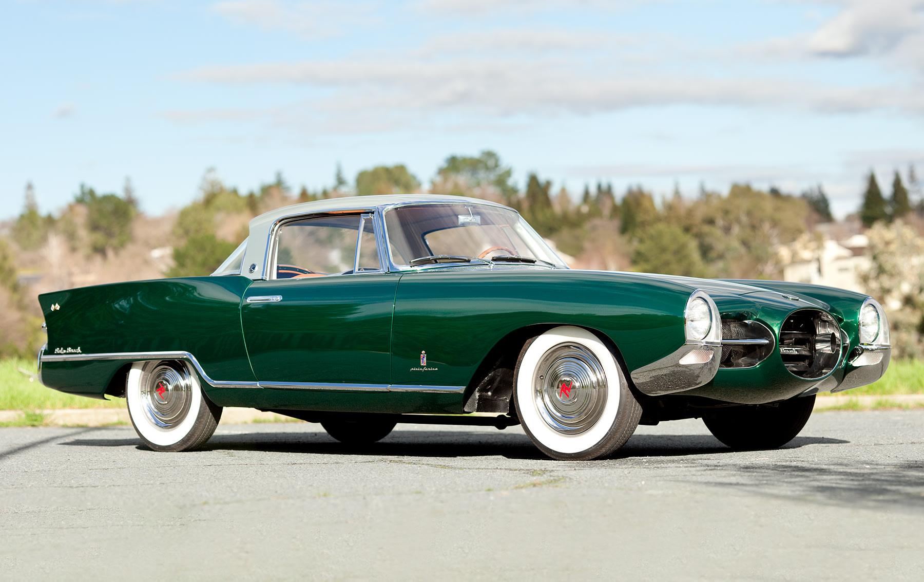"1956 Nash Rambler ""Palm Beach"" Coupe Special"